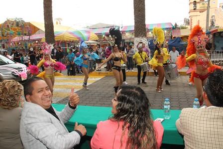 Arrancó la Feria Amaxac 2019 con un emotivo desfile
