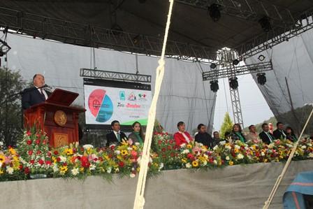 Inauguran la Feria de la Carpa y el Pulque Atlangatepec 2019