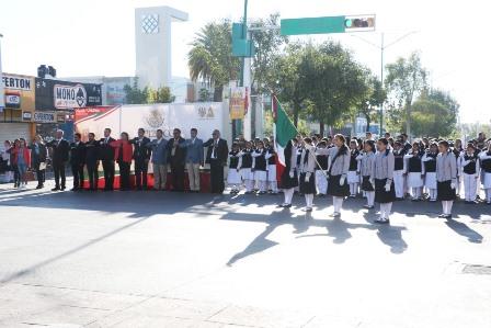 Culminan fiestas septembrinas en Apizaco con Aniversario del Natalicio del Siervo de la Nación
