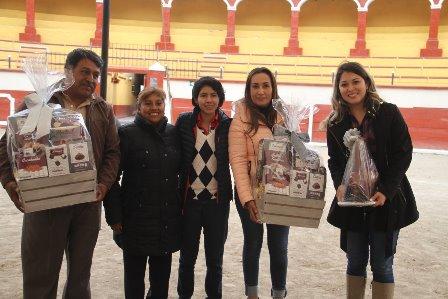 Realizan intercambios culturales los SMDIF de Tlaxcala y Nanacamilpa