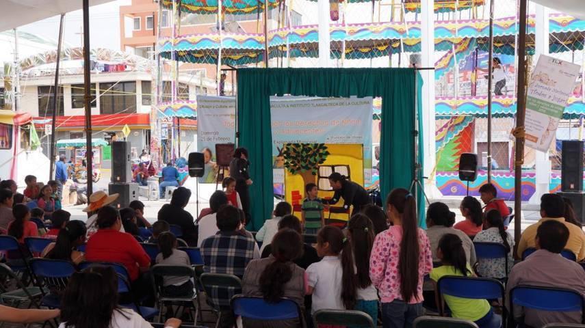 San Pablo del Monte parte de la Jornada Nacional ¡Todos a Jugar!