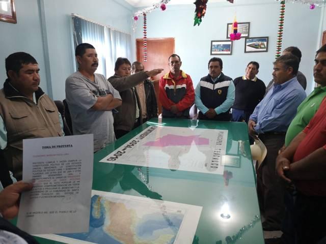 Por usos y costumbres Marcos Piscil Lara es presidente de comunidad de Teacalco