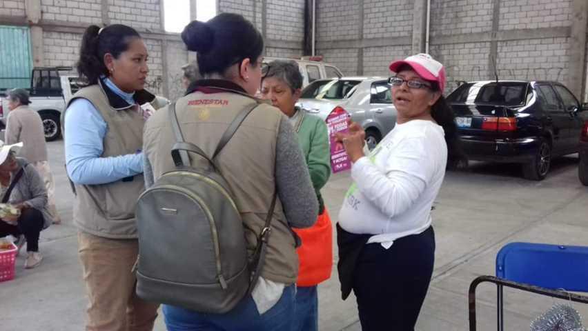 Fortalecen en Xicohtzinco programas para prevenir violencia contra mujeres
