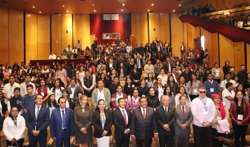 """Recibe la UAT el 1er. Encuentro nacional académico-cultural: """"Criminología y técnicas periciales"""""""