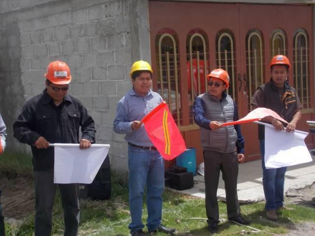 Inicia Ixtenco obra pública con más de 690 mil pesos