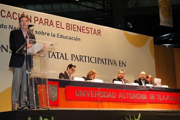 """Se efectuó en la UAT el """"Foro de consulta estatal participativa"""""""