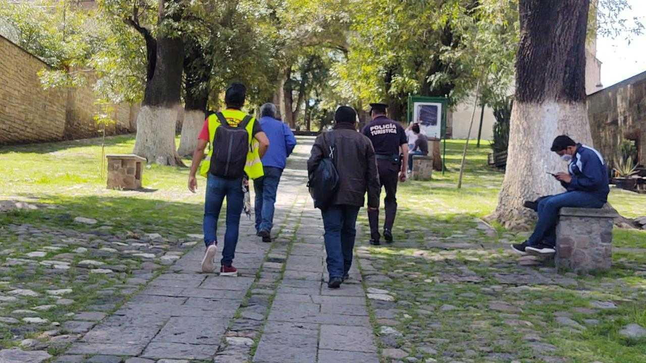 Realiza Ayuntamiento de Tlaxcala junto con CMIC inspección exhaustiva tras sismo de 7.1 grados
