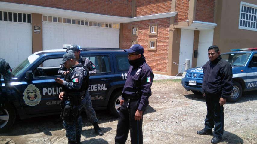 Texóloc ocupado en la Seguridad Pública