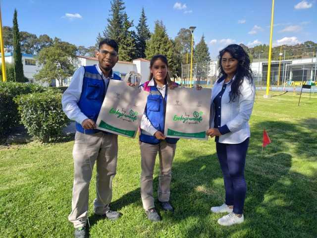 Participa Gobierno de Xicohtzinco en Semana del Medio Ambiente