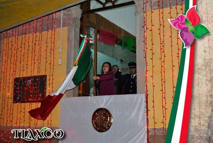 Destaca Gardenia Hernández civilidad y unión familiar en fiestas patrias