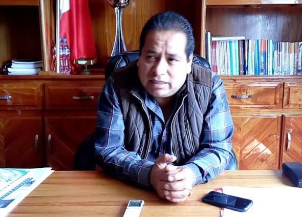 Muere alcalde de Amaxac por Covid-19 tras enfermarse el viernes