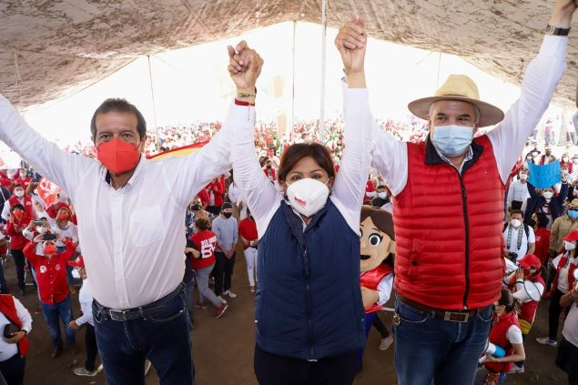 Amigos de Anabell trabajan para que gane la candidata de Unidos por Tlaxcala