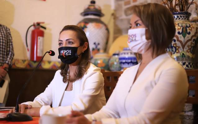 A México le urgen contrapesos dice Vázquez Mota en Tlaxcala