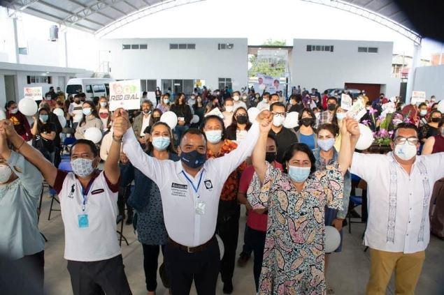 Se suman más de 150 familias de RED BAL  al proyecto de Ángelo en Apetatitlán