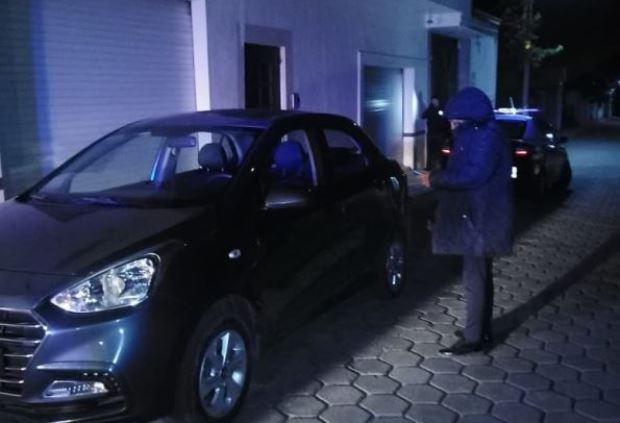 Recupera Policía Municipal de Apetatitlán automóvil con reporte de robo