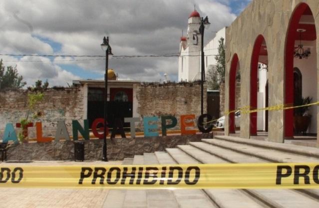 Refuerzan medidas contra el Covid en el ayuntamiento de Atlangatepec