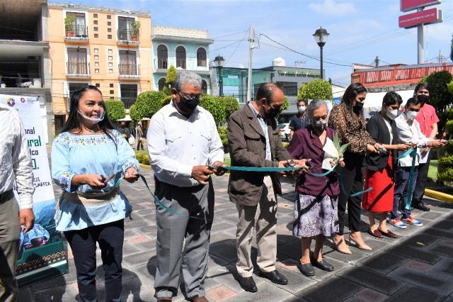 En Zacatelco arrancan actividades del día de la mujer rural 2020