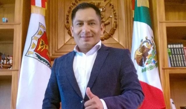 Edil afirma que Quilehtla ha logrado un avance en obra pública