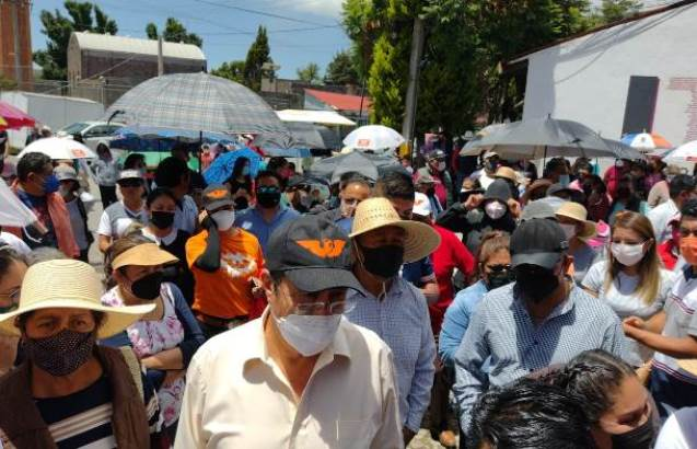 Piden cárcel para consejeros que apoyaron el fraude en Zacualpan