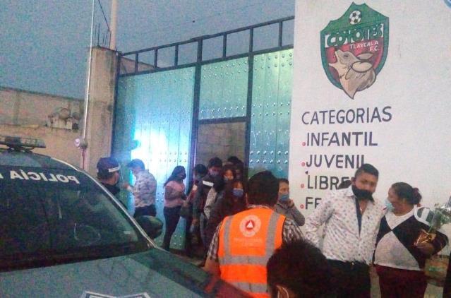 Suspenden autoridades de Chiautempan dos fiestas en el municipio