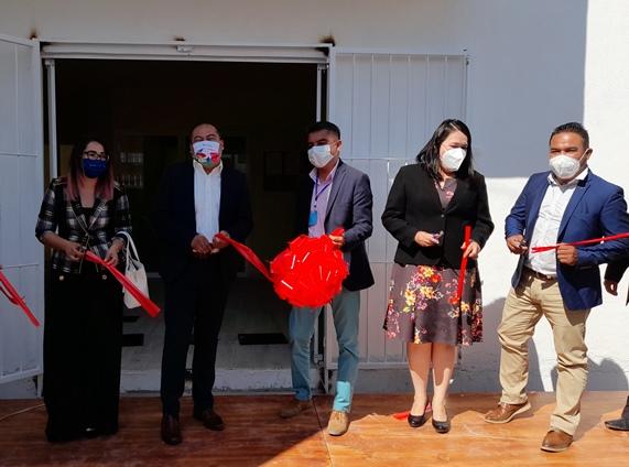 Chiautempan tiene nuevas oficinas de Registro Civil