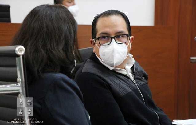 Chema Méndez impugna candidatura morenista del poblano Carlos Pimentel