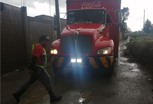 Pese a contingencia, la eficacia policiaca en Chiautempan es real