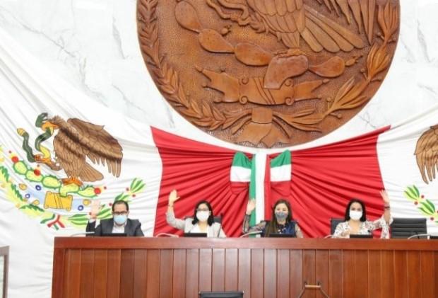 Diputados aprueban nuevas secretarías para el gobierno de Lorena