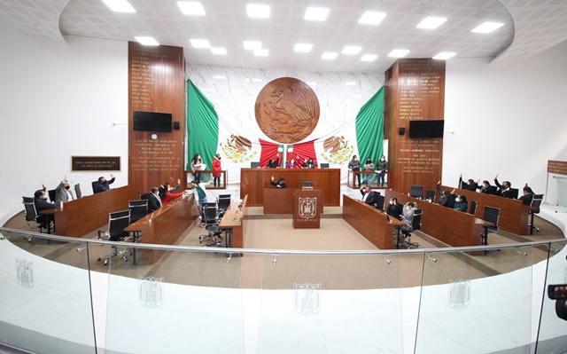 Aprueban diputados cuenta pública del Poder Ejecutivo del ejercicio fiscal 2019