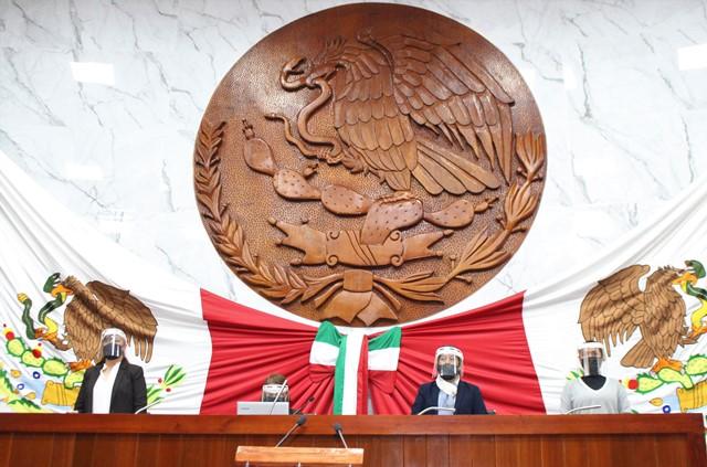 Suspende Congreso del Estado procesos de entrega de dos preseas