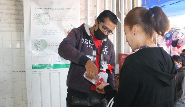 Fortalecerá ayuntamiento de Tlaxcala estrategias de prevención por Covid-19