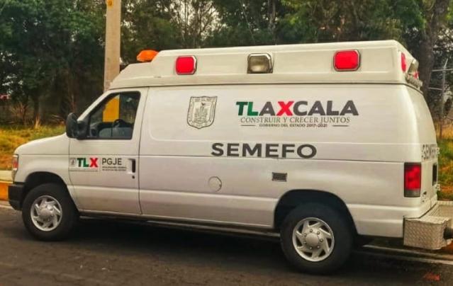 Ahora aparece cuerpo embolsado en el municipio de Xaloztoc