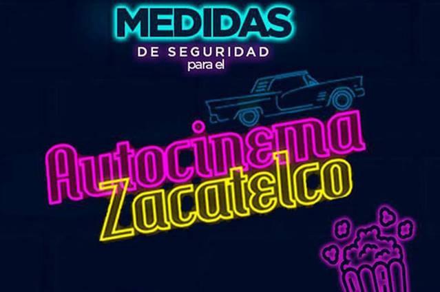 Zacatelco tendrá función de Autocinema por el día del padre
