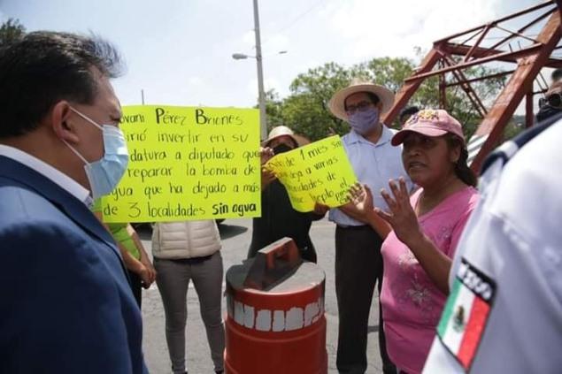 Desabasto de agua compete a Tlaxcala y Totolac se deslinda