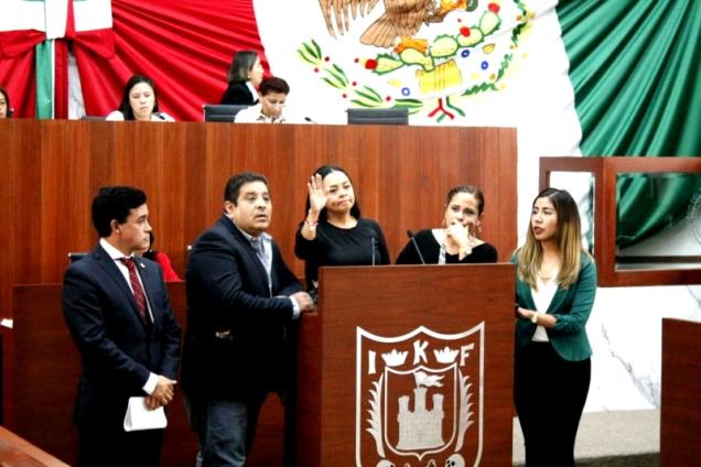 Se fractura la fracción parlamentaria del PT y crece la de Morena
