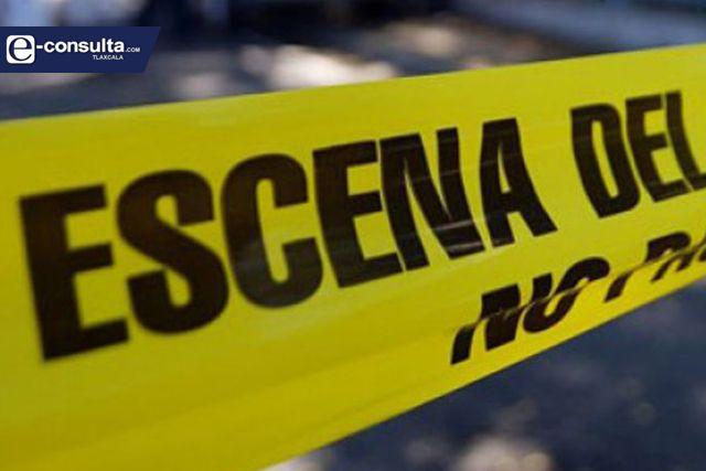 Dos hombres en Tetlanohcan fueron agredidos a balazos por desconocidos