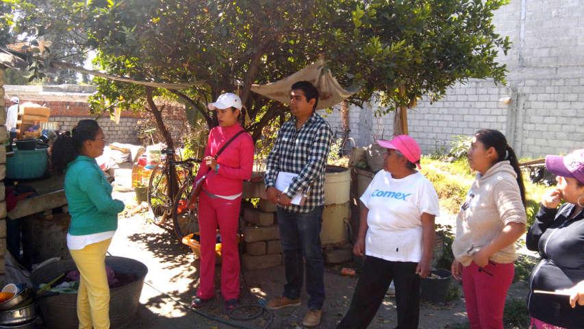 Cruzada Nacional Contra el Hambre llega a Zacatelco