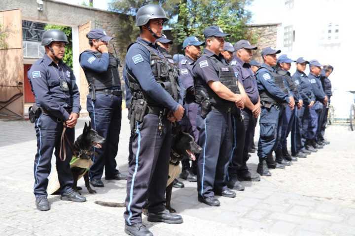 Garantizará Gobierno de Xicohtzinco seguridad para evento de Fiestas Patrias