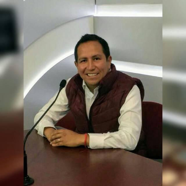 Sufre atentado Chema Méndez, candidato de Morena en Distrito 10