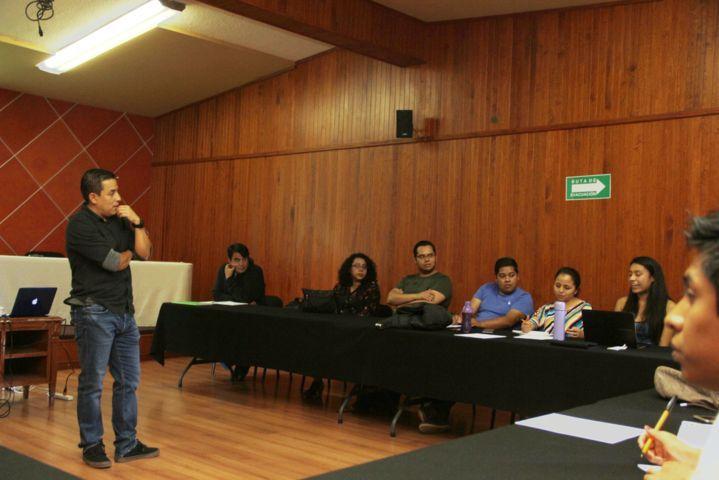 Realizó la UAT el curso Indicadores de Evaluación en Revistas Indexadas