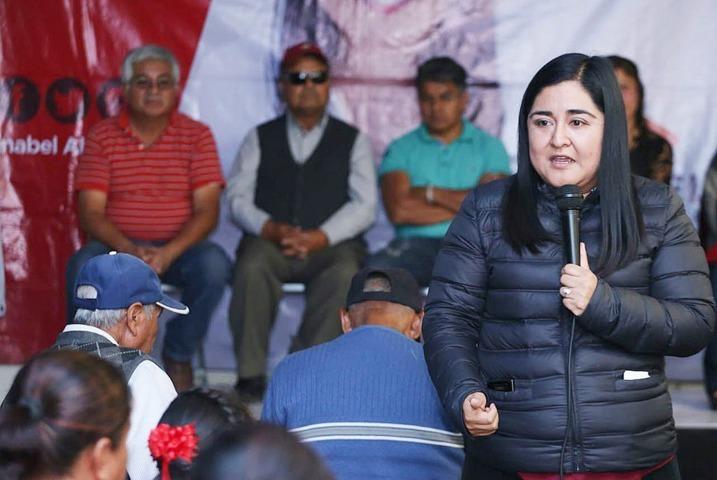 Con el voto de los tlaxcaltecas Anabel Alvarado dará resultados contundentes