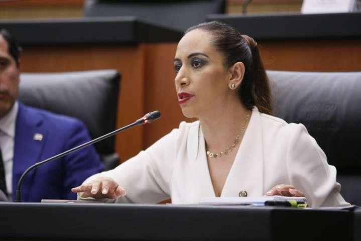 Celebra Adriana Dávila primer caso de trata de personas resuelto por la CIDH