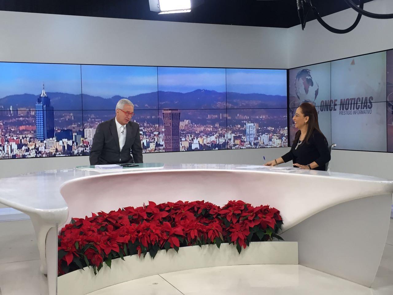 Refiere Adriana Dávila que no habrá excarcelaciones por reforma a ley contra trata