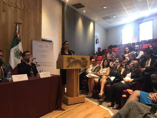 Participa Dávila en encuentro nacional de fiscalías en materia de trata