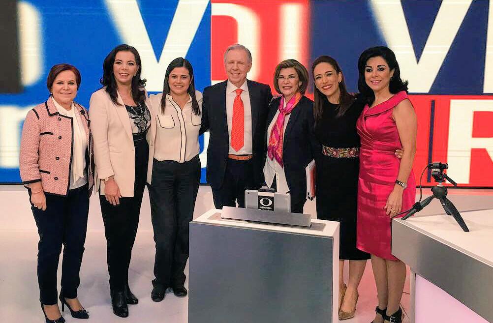 Defiende ADF reformas a la Ley Contra Trata de Personas en Televisión nacional