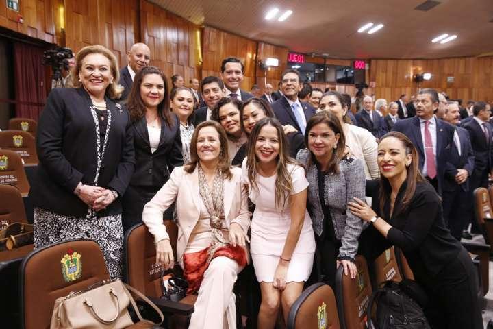 Marca PAN historia en Veracruz y Aguascalientes: ADF y JCM