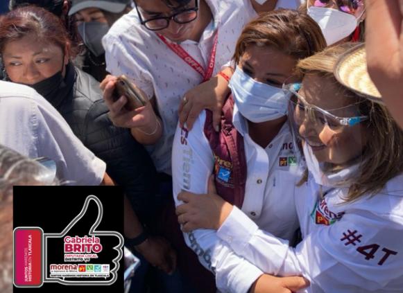 Lorena Cuéllar y Gabriela Brito Jiménez lograrán un triunfo inapelable