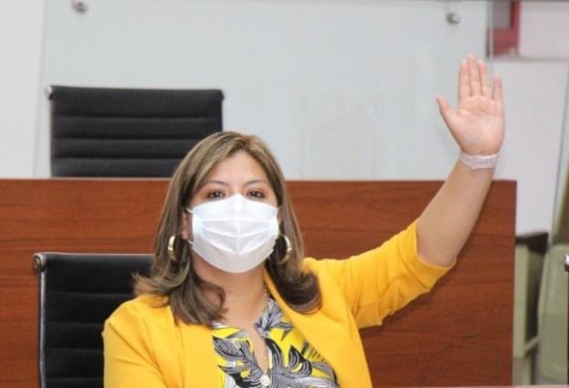 Ubican a Gabriela Brito en comisiones importantes del Congreso