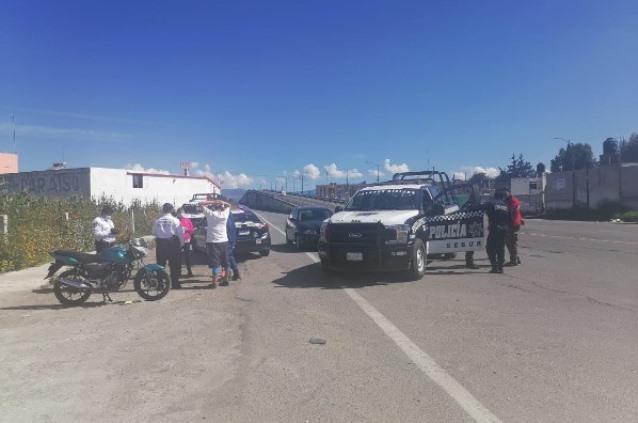 Asaltan a trabajador de una gasera en el municipio de Huamantla