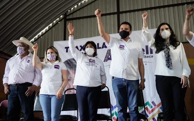 Estructura de Encuentro Solidario se adhiere a Anabell Ávalos